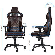 Xbox 1 Gaming Chair Noblechairs Epic Series Real Leather Chair Review Neowin