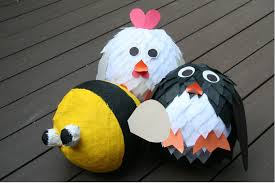 Paper Mache Halloween Crafts by Paper Mache Animals