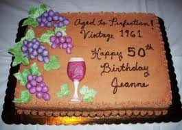 50th birthday cake decorating ideas a birthday cake