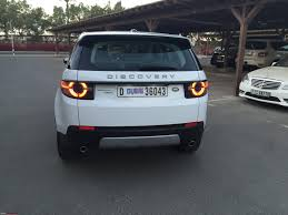 land rover rear life with a land rover discovery sport team bhp