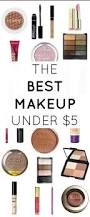 the best makeup under 5 drugstore makeup products drugstore
