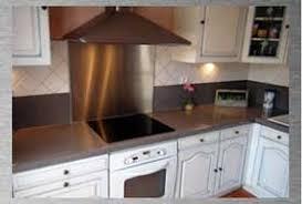 credence cuisine sur mesure plakinox découpe plaque inox sur mesure crédence inox cuisine
