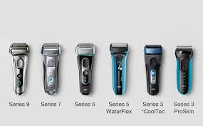 electric shaver is better than a razor for in grown hair braun series 9 electric shavers for men