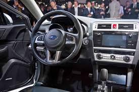 hatchback subaru inside 2015 subaru legacy first look motor trend