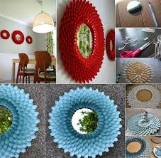 Recycled art projects tutorials