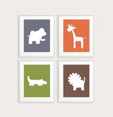animal prints for nursery modern u2014 modern home interiors animal