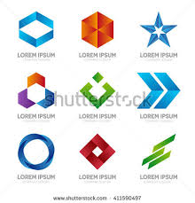 logo ribbon ribbon logo stock images royalty free images vectors