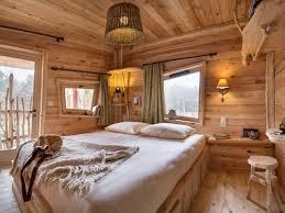 chambre cabane dans les arbres cottage domaine le bois aux daims