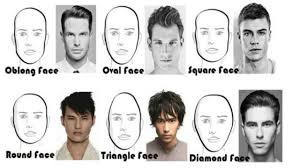 mens hairstyles for oblong faces choose the best hairstyle for your face shape how to pick a new