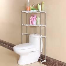 Metal Bathroom Storage Ikayaa Us Uk Fr Stock Kitchen Organizer Space Saver Toilet