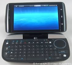 keyboard for android phone dell streak logitech bluetooth keyboard combine for awesomeness