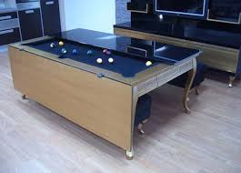 First Person Refinancing To Save  And Pay Off Our Mortgage - Kitchen pool table