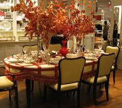 simple dining table decor ideas on room with decorations gold