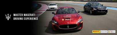driving experience the maserati driving experience in usa is here