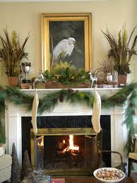 interior mantel decorating christmas mantel decor mantel