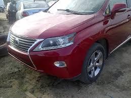 lexus is 350 price in nigeria lexus rx 350 autos nigeria