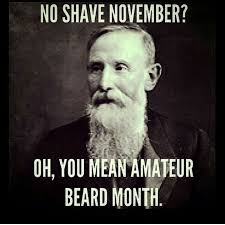 No Shave November Meme - list of synonyms and antonyms of the word no shave november means