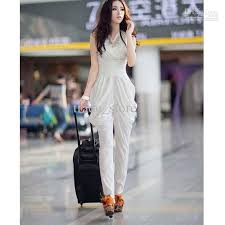 trendy jumpsuits 2013 jumpsuit bodysuit summer fold harlan