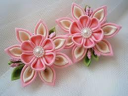 handmade hair accessories handmade kanzashi hair buy in uk shipping