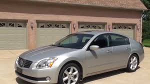 used nissan maxima hd video 2006 nissan maxima 3 5 se v6 low miles used for sale see