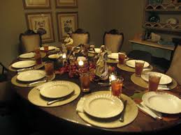 Thanksgiving Dinner Table by Photo Story Thanksgiving Day Meredith Williams