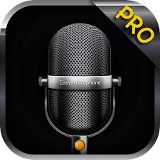 megaphone apk easy microphone pro your microphone and megaphone apk