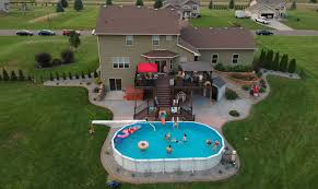 how much does it cost to install base cabinets how much does an above ground pool cost to build