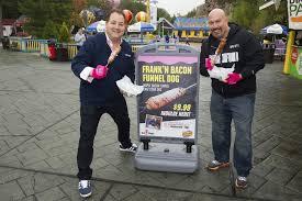 Fright Fest Six Flags Nj Pepto Bismol Partners With Six Flags To Bring Fright Fest