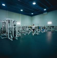 fitness facilities and exercise flooring surface america