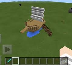 Minecraft How To Make A Bunk Bed Guides Using A Ladder Snapguide