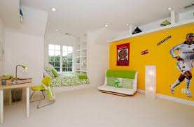 Really Fun Sports Themed Bedroom Ideas Home Remodeling - Bedroom fun ideas