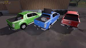Ford Ranger Truck Mods - ford ranger 2017 v 1 0 multicolor u2013 fs17 mods