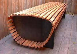 Deck Storage Bench Ceeda Outdoor Storage U0026 Bench Rustic Deck Boxes And
