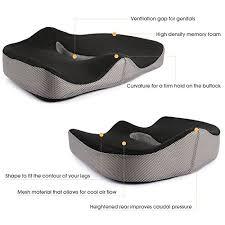 cuscino per emorroidi cuscino per sedile memoria di forma cuscino sedile auto cuscino