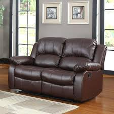 Overstuffed Sofa And Loveseat by Madison Classic Oversize And Overstuffed 2 Seat Bonded Leather