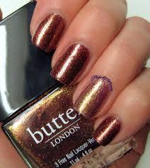 light brown nail polish brown sugar and faye flight of whimsy