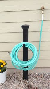 Garden Hose Hanger With Faucet Garden Hose Holders Home Outdoor Decoration