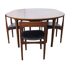 Butterfly Leaf Dining Room Table 66