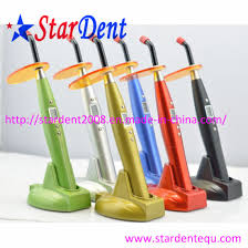 led rainbow curing light china new rainbow led curing light of dental equipment china
