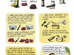 exemple de recette de cuisine en bd le dessin se fait gourmand par le de dave