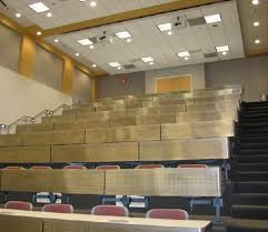 Lecture Hall Desk Learning Spaces