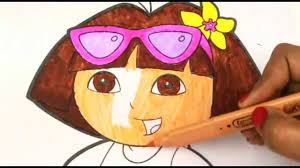 dora thanksgiving coloring pages coloring dora in beach dora the explorer coloring dora the