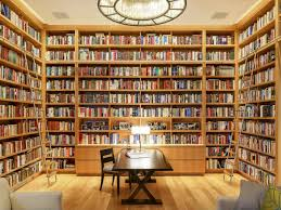 Home Office Library Home Design Ideas