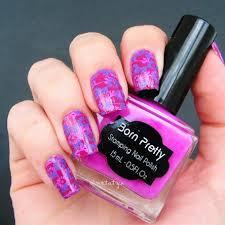 3 99 15ml shimmer born pretty nail art stamping polish green nail
