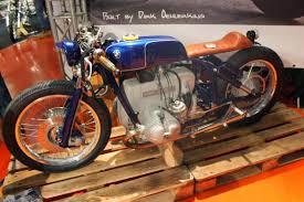 Post Bad Salzuflen Bobber Inspiration Bmw Cafe Racer At Bad Salzuflen Custombike