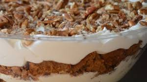 easy pumpkin trifle recipe allrecipes