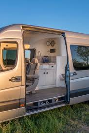 Camper Van Interior Lights Gallery Of The Sprinter Camper Van Conversion Built In Oxford