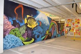 curbed miami archives art page 1 downtown s whole foods has a mural covered garage