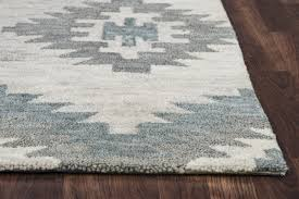 Wool Area Rugs Birch Brandon Gray Woven Wool Area Rug Reviews