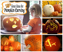pumpkin carving with bible verses celebrating holidays